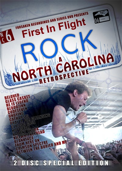 Image of North Carolina 2 DVD Set