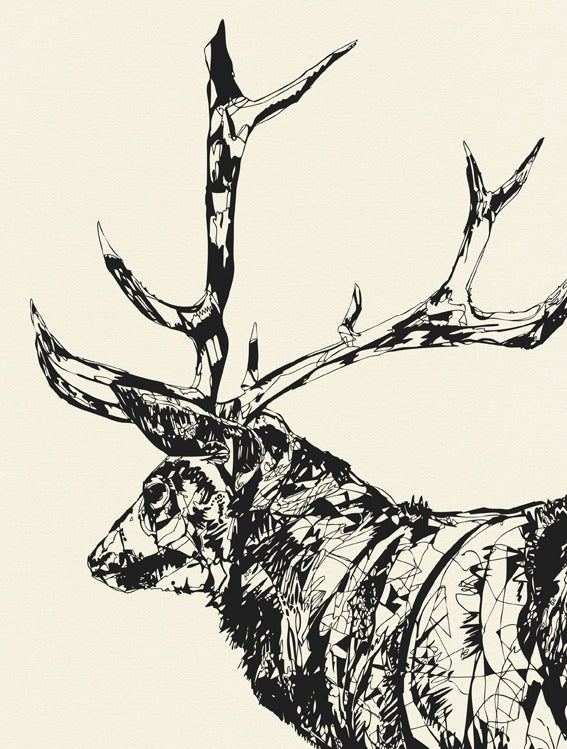 Image of Standing Stag MMXII