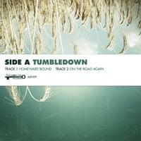"Image of ALR: 009 Tumbledown/Yesterday's Ring split 7"" (color vinyl)"