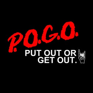 Image of P.O.G.O: DARE To Wear This (Men's Tank)