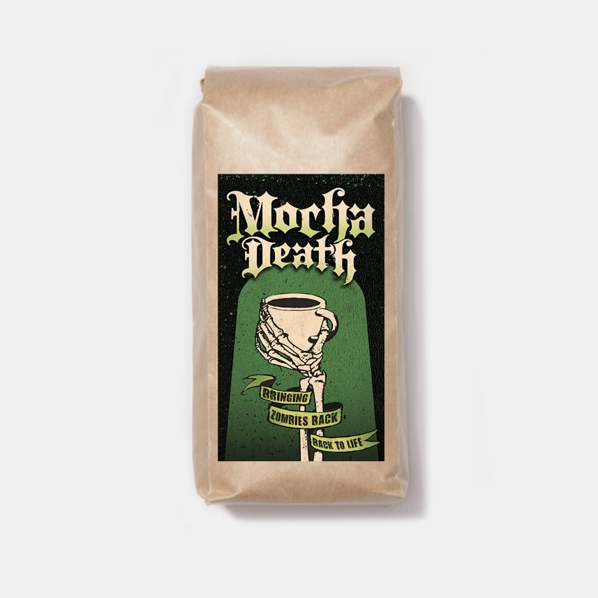 "Image of ""Mocha Death"" Coffee"