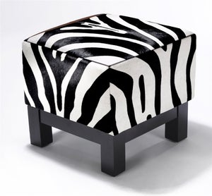 Image of Ottomans Seville Zebra