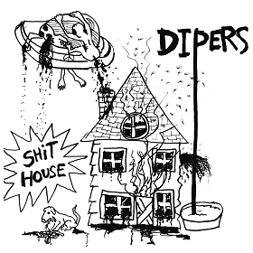 Image of SHIT HOUSE EP