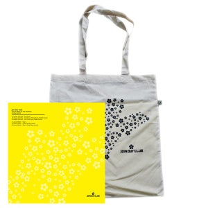 Image of JOC010 - Limited Edition Vinyl & Tote Bag Pack