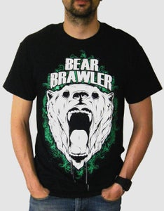 Image of Bear Brawler T-Shirt - Men