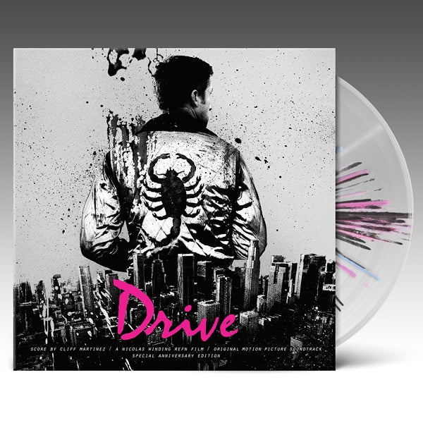 Image of Drive (Original Motion Picture Soundtrack) 10th Anniversary Edition - Cliff Martinez 'Neon Noir'