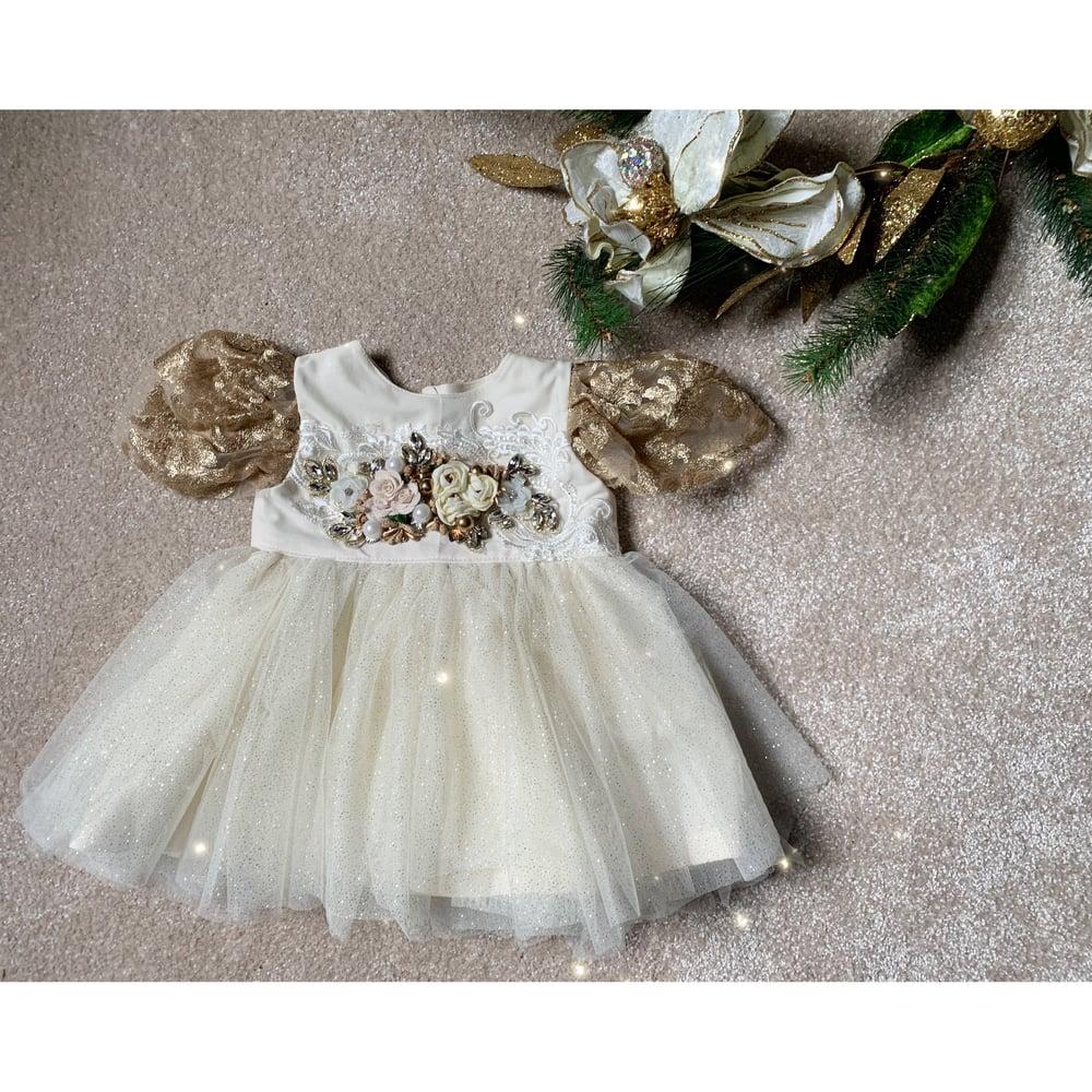 Image of The Christmas Nina dress