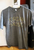 Image of Jordan English Music Tee