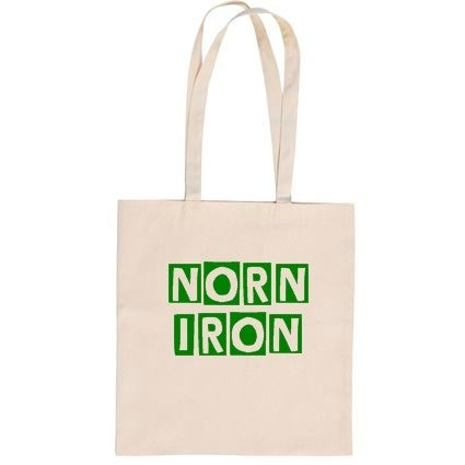 Norn Iron - Cotton Tote Bag