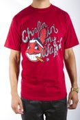 Image of Cheifin In My Wahoo Red