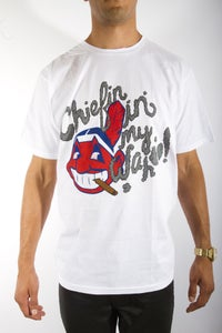 Image of Cheifin In My Wahoo White