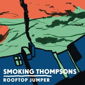 """Image of Album """"Rooftop Jumper"""""""