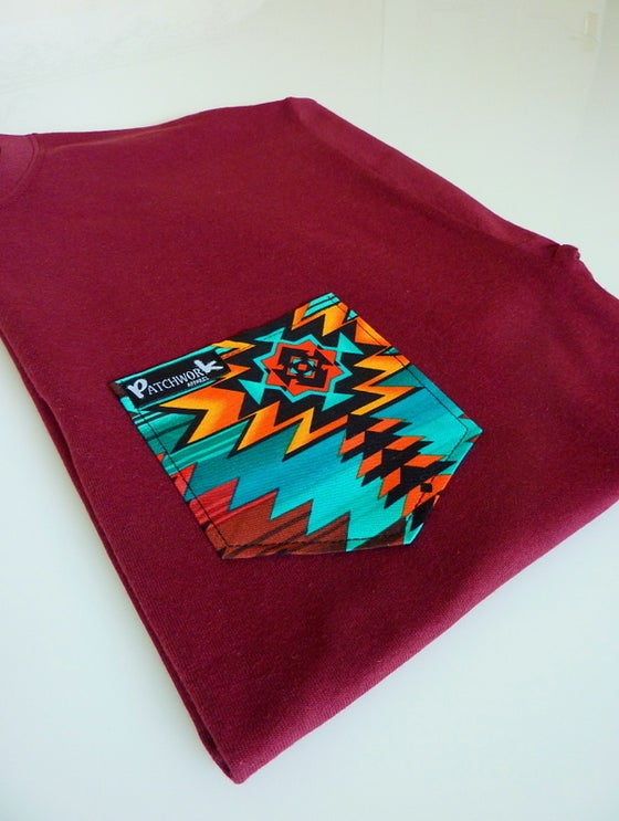 Image of Navajo Pocket T-shirt