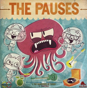 "Image of The Pauses  / Great Deceivers Split 12"" Vinyl"