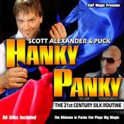Image of Hanky Panky - The 21st Century Silk Routine