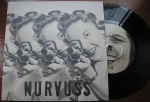 "Image of NURVUSS - AMERICANMADE 7"" Single"