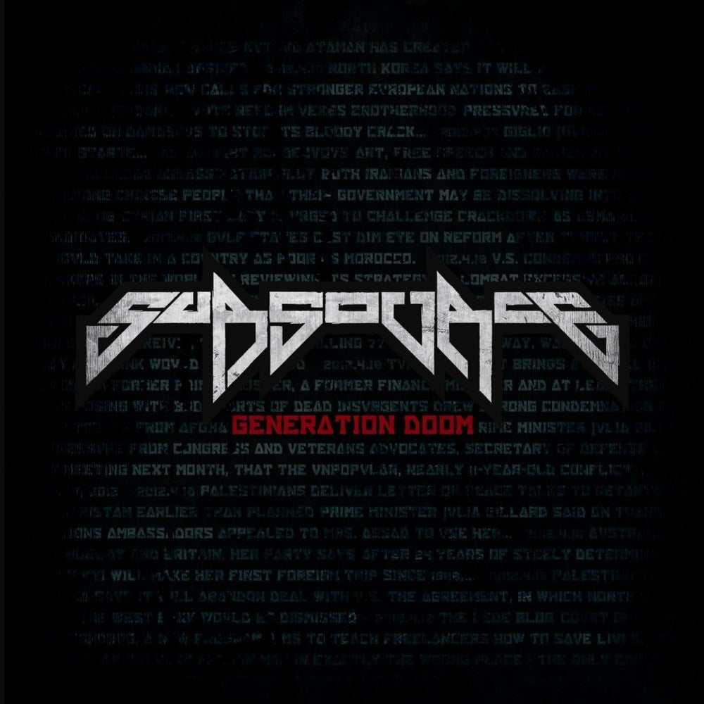 Image of Generation Doom Deluxe Edition EP (CD) (2012)