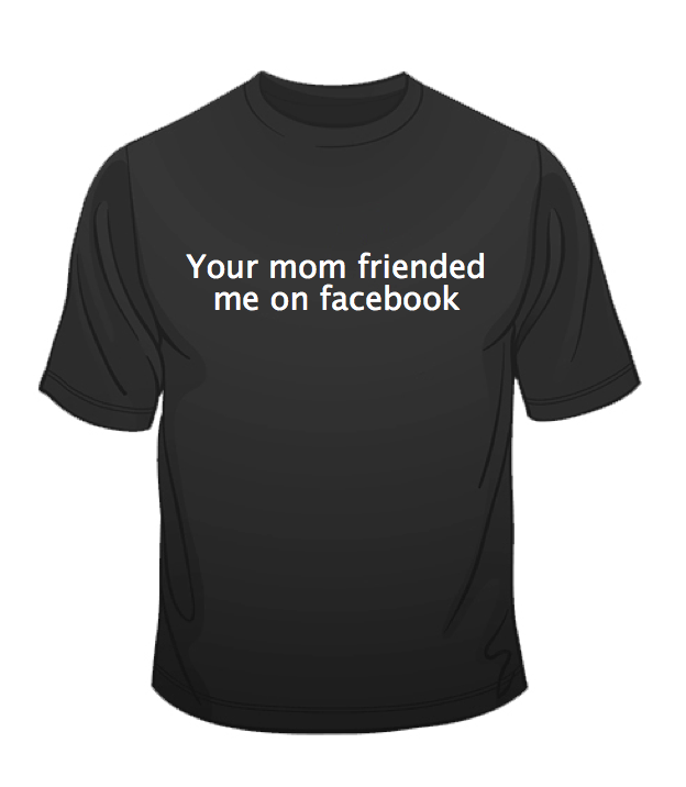 Image of Friended Tee
