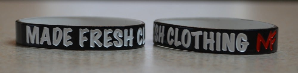 Image of Made Fresh Wristband