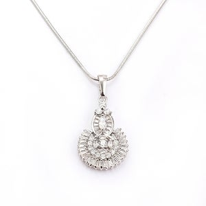 Image of DAISY - Art Deco Inspired Necklace
