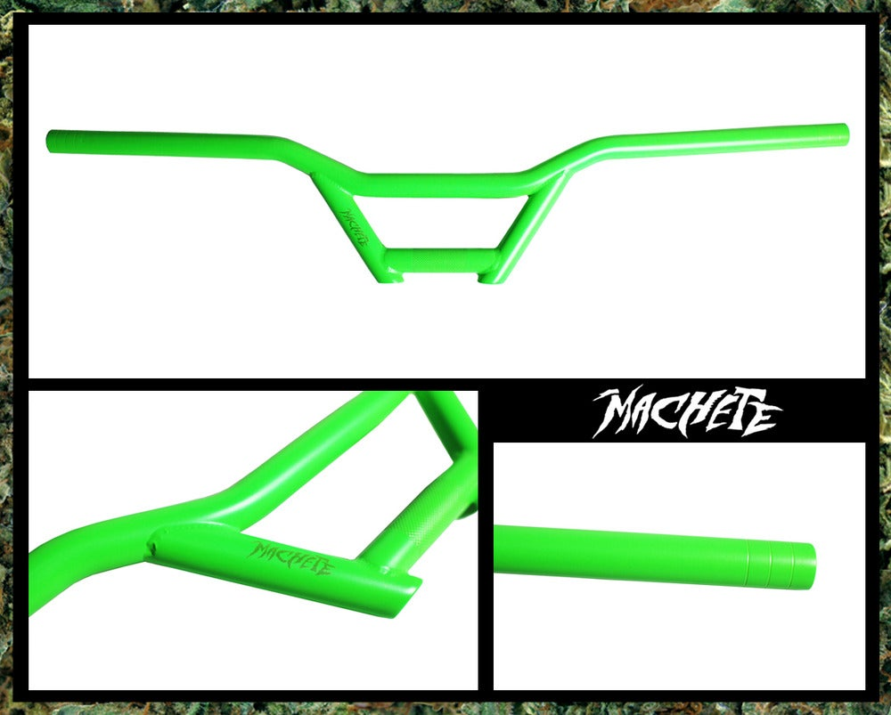 Image of Machete Slayer 4PCS bar - Green Power edition **Exclusive**