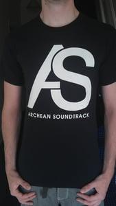 Image of Black AS T-Shirt