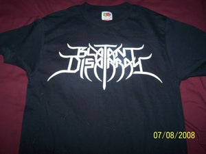 Image of Blatant Disarray Logo T-Shirt