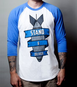 Image of Stand & Deliver 3/4 Sleeve