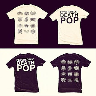 Image of Kent State Psychedelic Death Pop  t-shirt