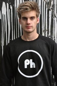 Image of Black Ph Logo Sweat