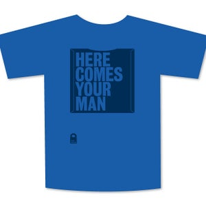 Image of SST 007 – Here Comes Your Man – Short Sleeve
