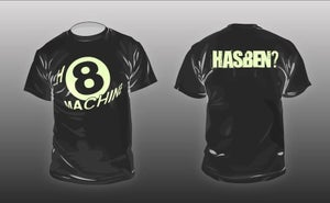 Image of H8 Ball/Hasben Guys Tee