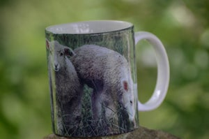 Image of Siar and Heather Lamb Mug