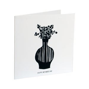 Image of Happy Mothers Day Flowers in a Vase