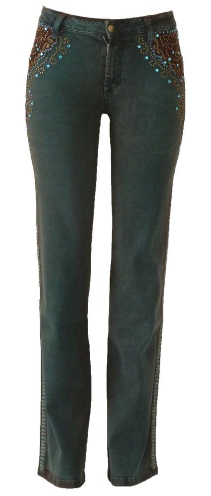 Patina 'Irmã' Jeans 9W928P