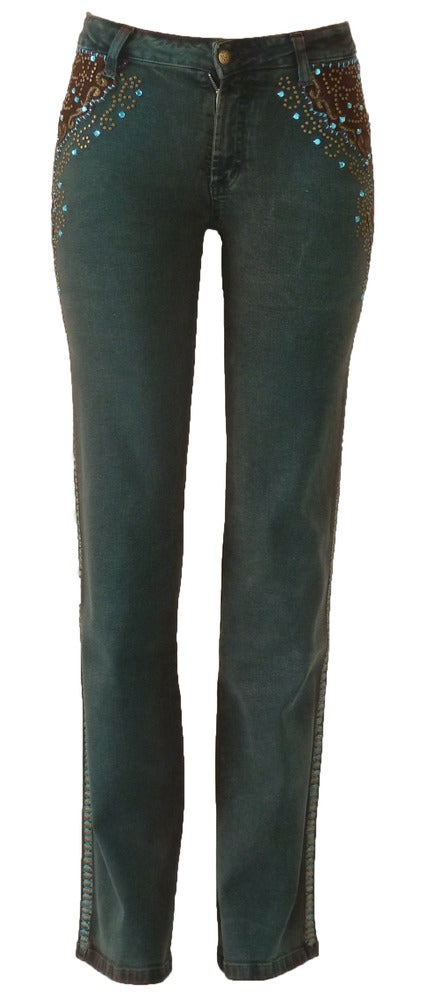 Image of Patina 'Irmã' Jeans 9W928P