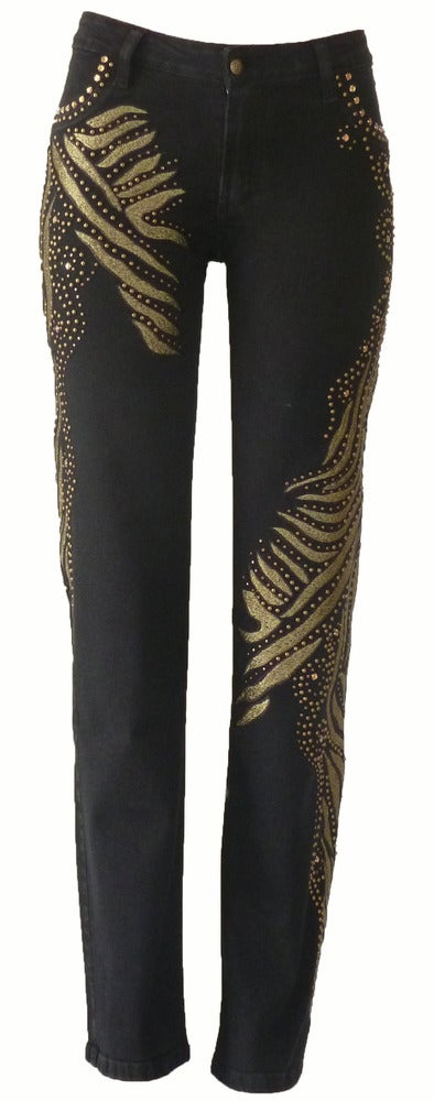 Black Tiger Jeans 10W040BLKP