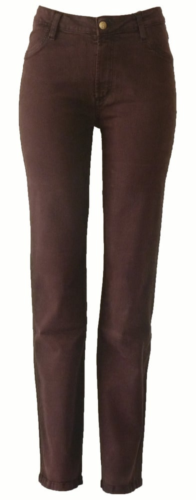 Image of Chocolate Signature Jeans 4W5017P