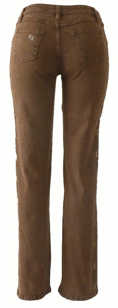 Castor 'Gold Dandelion' Jeans 8S1028CASTP