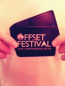 Image of Offset Oyster Card Holder