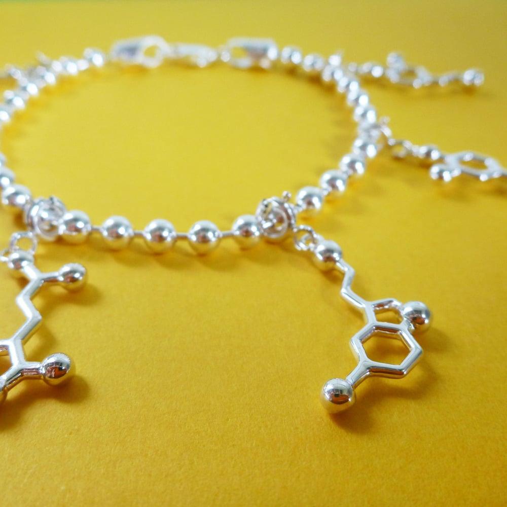Image of neurotransmitter bracelet