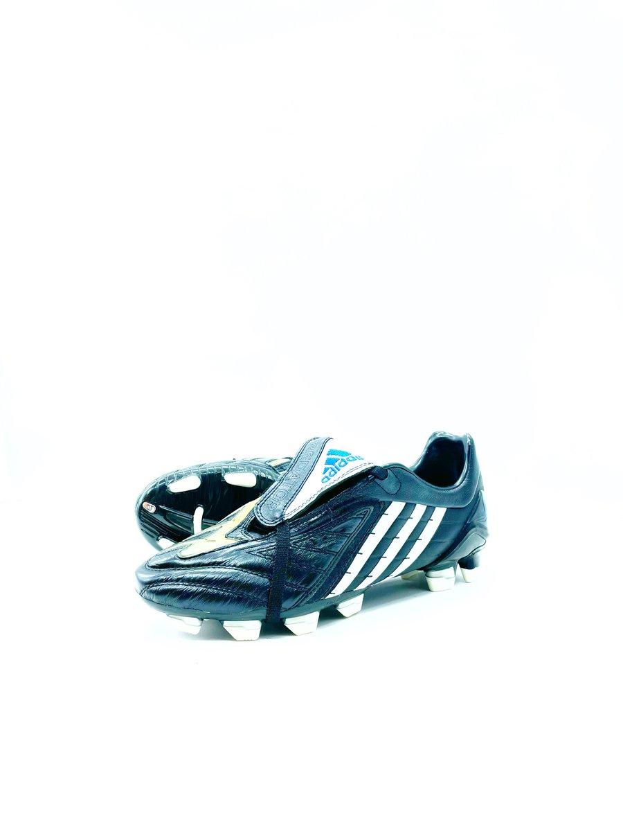 Image of Adidas Predator Powerswerve Fg black