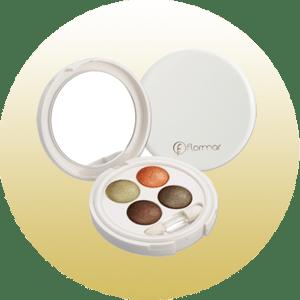 Image of Terracotta Quartet Eyeshadow