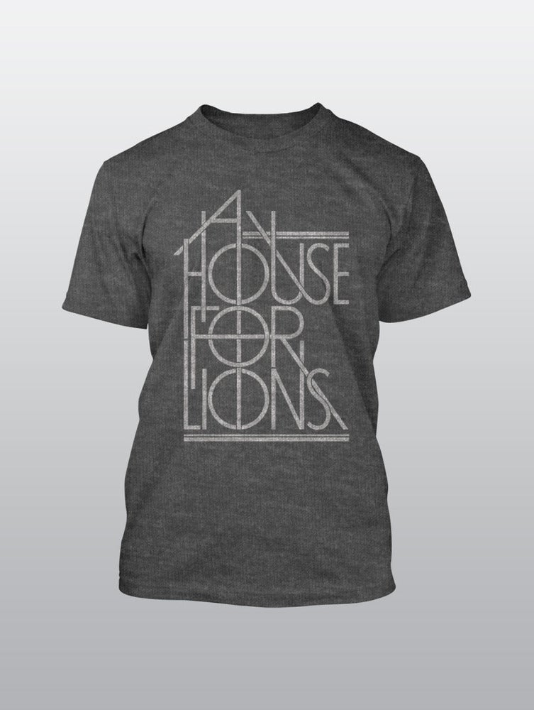Image of House Logo Tee - White