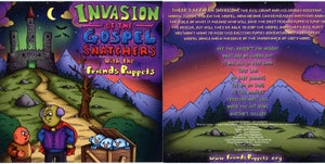 Image of Invasion Of The Gospel Snatchers