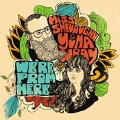 "Image of ""We're From Here"" CD"