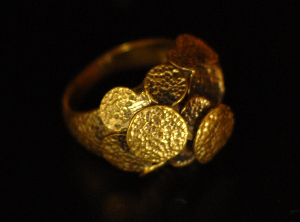 Image of Plates Ring