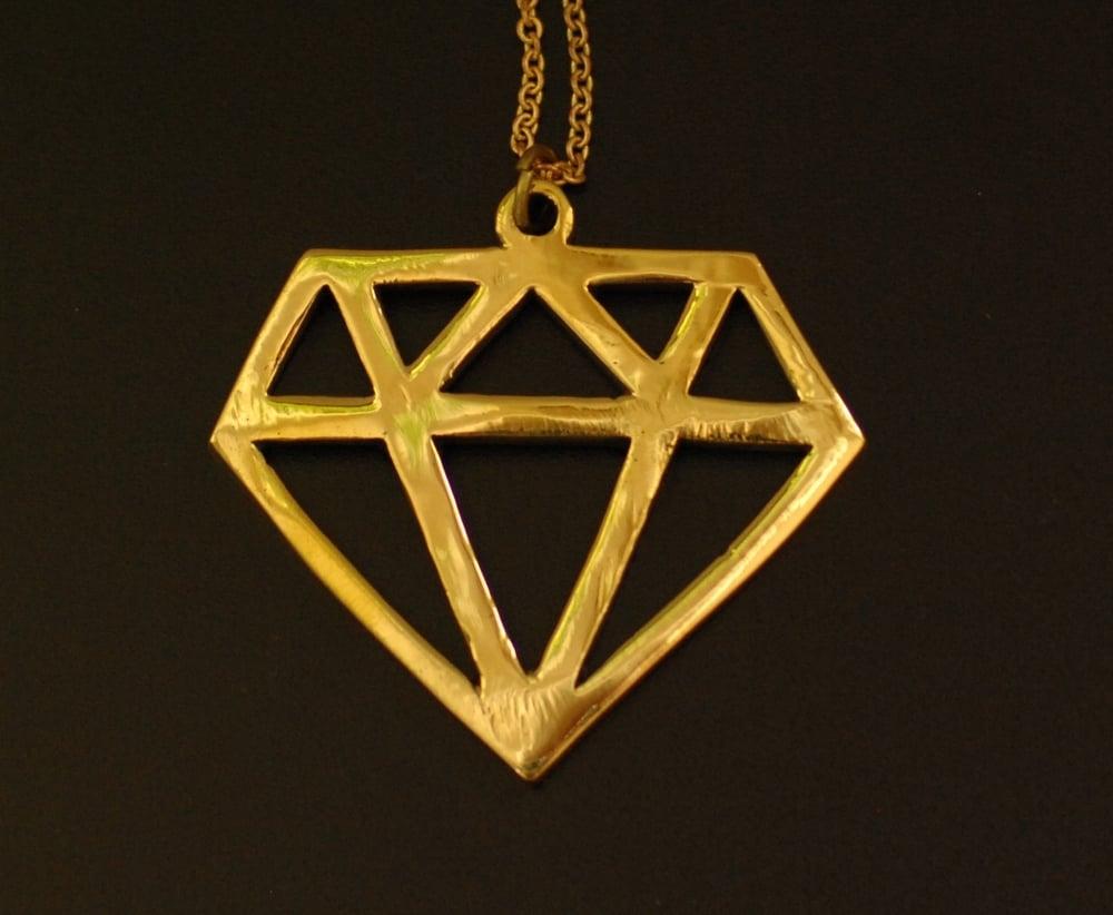Image of Diamond Necklace