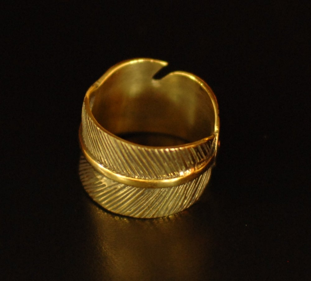 Image of Feather Ring