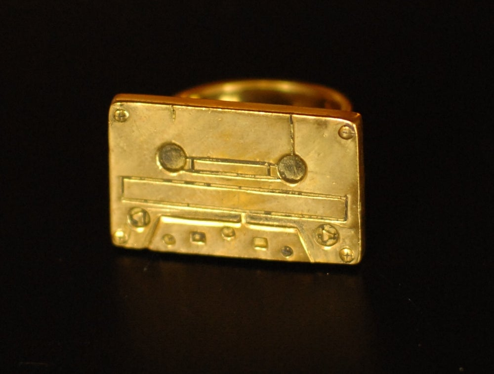 Image of Cassette Ring